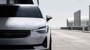 Polestar 2 - Front close view