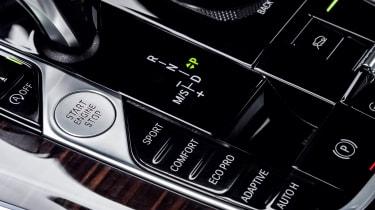 BMW X5 gear selector