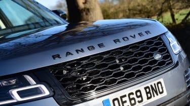 2020 Range Rover Vogue P400 - Front end detail