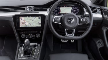 VW Arteon R-Line interior