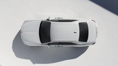 2020 Rolls-Royce Ghost - birdseye view
