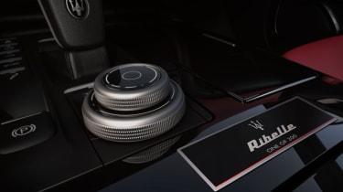 2018 Maserati Ghibli Ribelle plaque