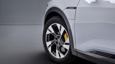 Audi e-tron 50 quattro wheel