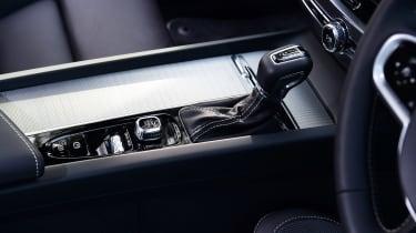 Volvo S60 saloon gear selector