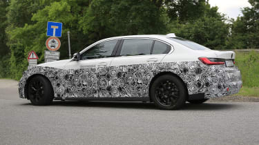 Electric BMW 3 Series in development