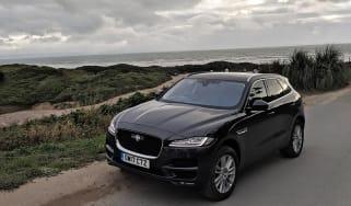 Jaguar F-Pace Portfolio review