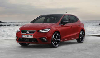 2021 SEAT Ibiza FR Desire Red