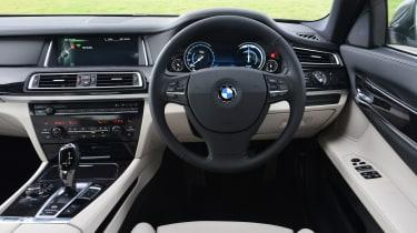 BMW 7 Series - interior