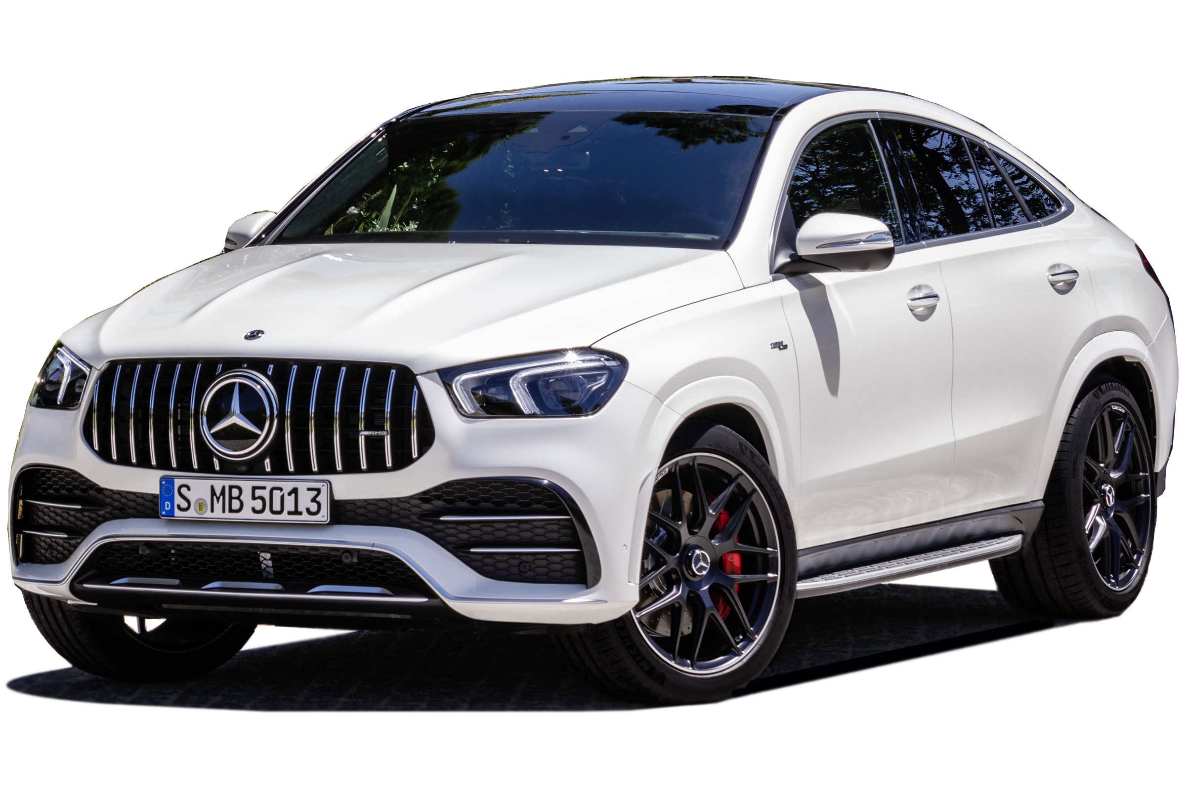 Mercedes Gle Coupe Suv 2020 Review Carbuyer