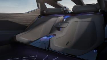 Lexus LF-Z concept - interior rear seats