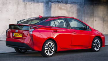 The Toyota Prius, the original mass-market hybrid, is now in its fourth generation