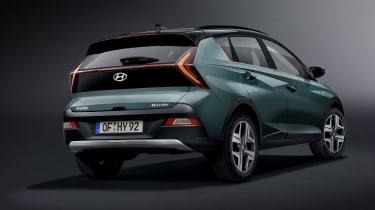 Hyundai Bayon rear