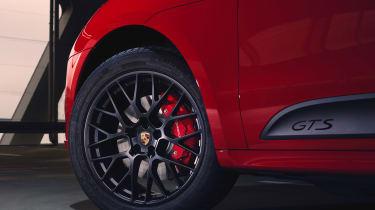 Porsche Macan GTS alloy wheel