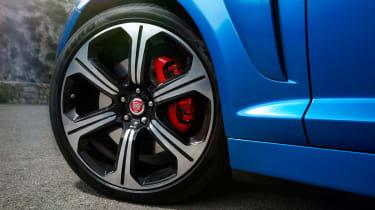Jaguar XFR-S Sportbrake wheel