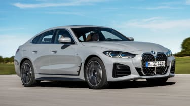 New BMW 4 Series Gran Coupe