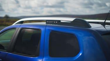 Dacia Duster Prestige roof bars