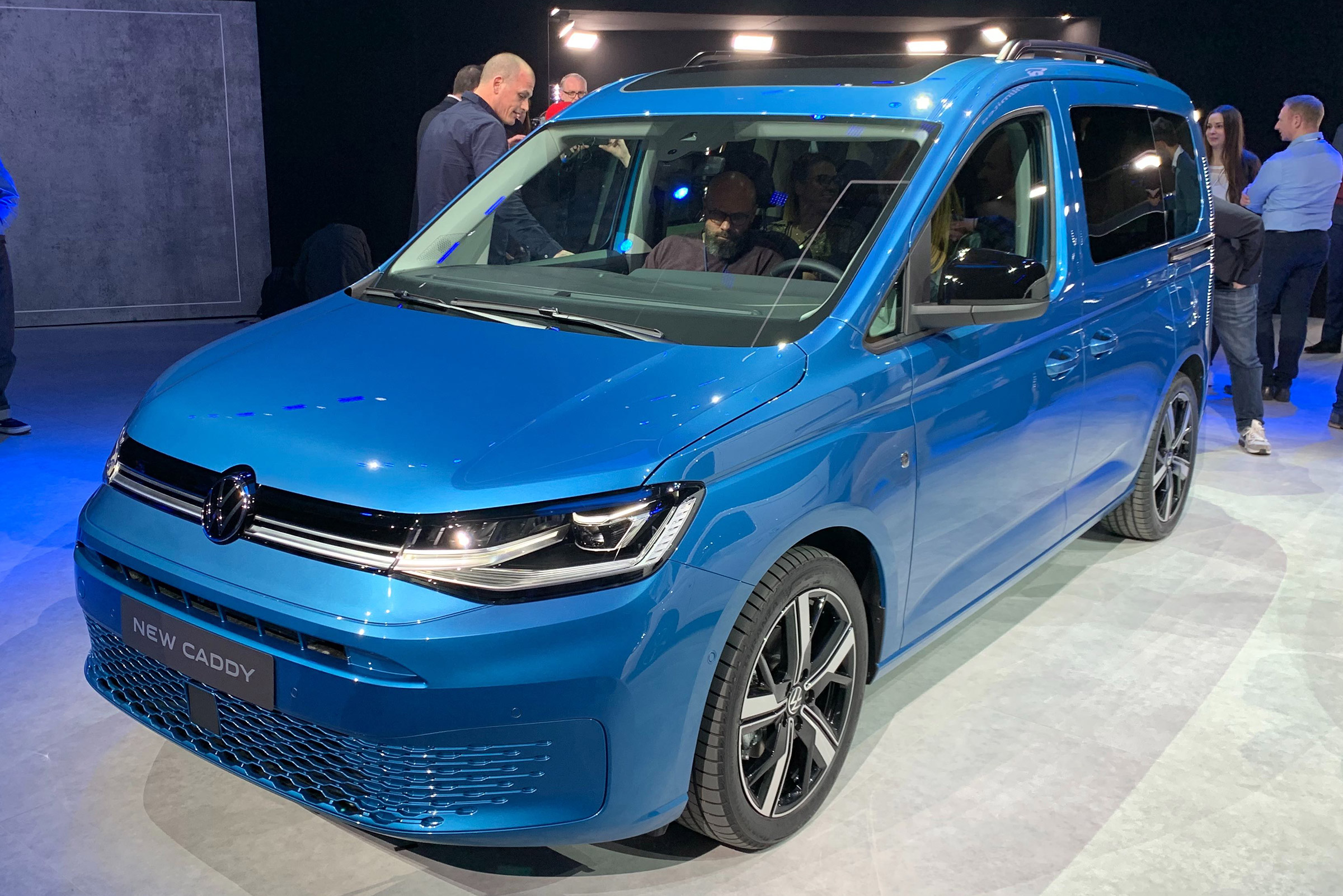 2020 Volkswagen Caddy Mpv Prices Specs And Release Date Carbuyer