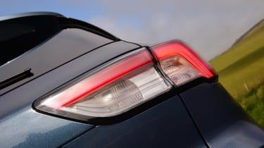 Ford Kuga tail-light
