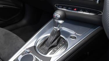 audi tt roadster convertible gear-lever