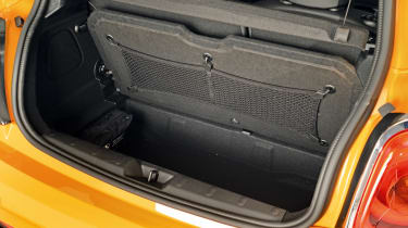 MINI hatchback 2014 boot