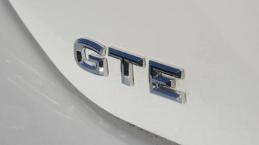 Volkswagen Passat GTE Estate - GTE badge