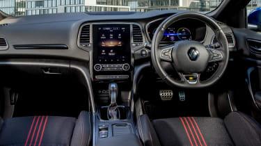 Renault Megane E-Tech hatchback interior