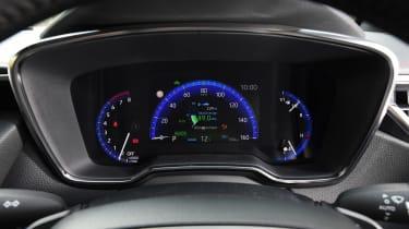 Toyota Corolla Touring Sports estate instruments