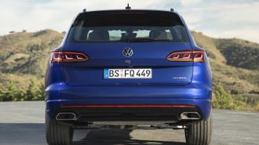 Volkswagen Touareg R rear view
