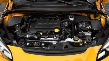 Vauxhall Corsa GSI engine