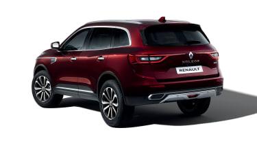 Renault Koleos facelift - rear 3/4 studio