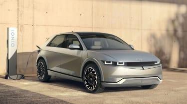 Hyundai Ioniq 5 - front 3/4