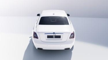 2020 Rolls-Royce Ghost - rear straight on static