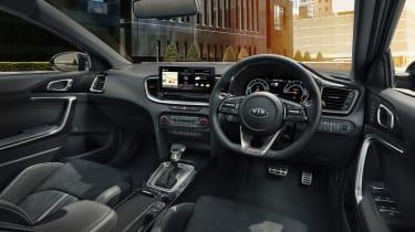 Kia Ceed GT-Line interior
