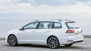 Our favourite engine in the current line-up is the 1.4-litre TSI petrol, for its blend of power and economy