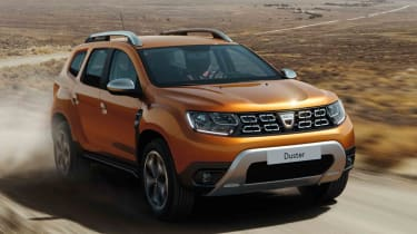 The next-generation Dacia Duster will arrive in 2018
