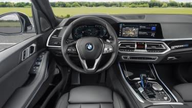 BMW iX5 Hydrogen - cabin