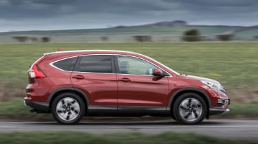 It can return up to 64.2mpg and costs £140 in annual road tax