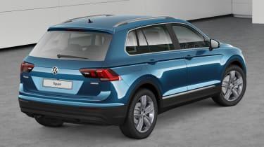 Volkswagen Tiguan Match rear