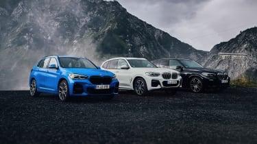 2019 BMW X1 SUV model range