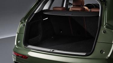 Audi Q5 facelift boot