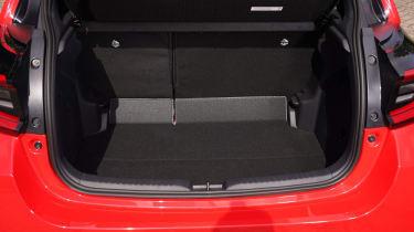 Toyota Yaris Hybrid boot