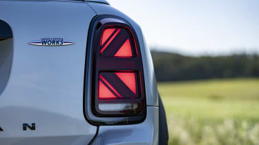 2020 MINI Countryman John Cooper Works tail-light