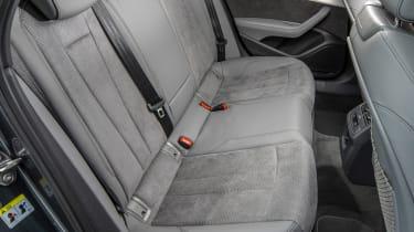 Audi A4 Avant estate rear seats