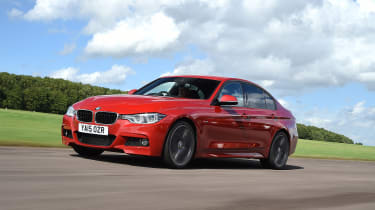 Whichever version you go for, it offers a smooth and serene motorway driving experience
