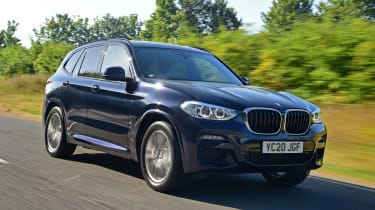 BMW X3 SUV review gallery