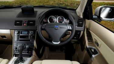 used volvo xc90 interior