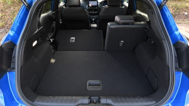 Ford Puma SUV boot