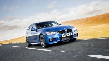 Whichever you choose, the 3 Series Touring offers excellent handling, making it popular with enthusiasts