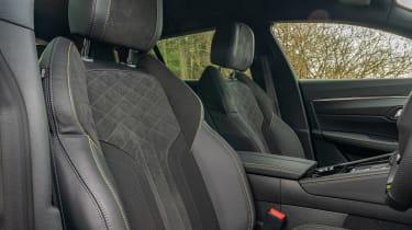 Peugeot 508 SW Sport Engineered seats