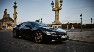 2019 BMW i8 Ultimate Sophisto Edition - 3/4 front static